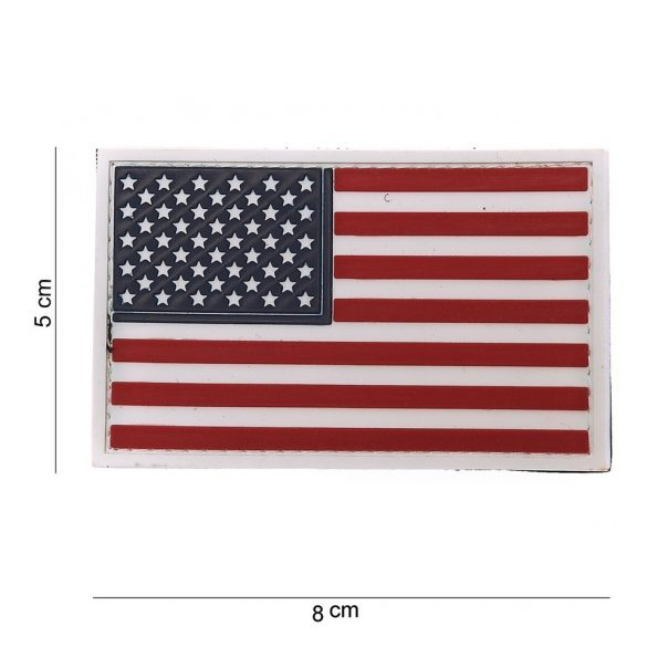 USA PVC patch