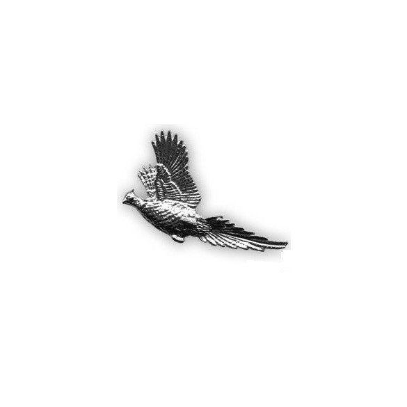 Hunter pin badge - Pheasant