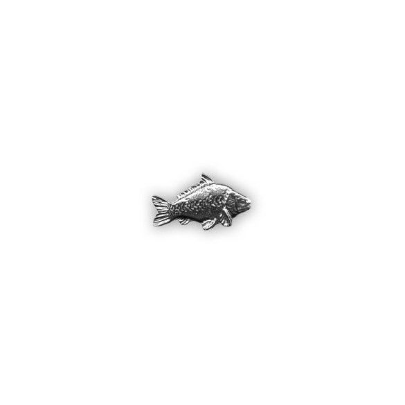 Horgász kitűző - ponty