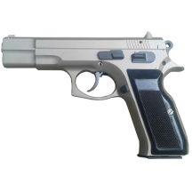 Norinco NZ85B pisztoly 9mm Luger - matt króm
