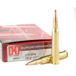 Hornady .270 Win 130gr Superformance