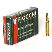Fiocchi 7x57mm 139gr SP