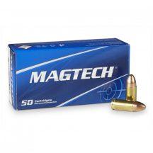 Magtech 9mm Luger 124gr FMJ