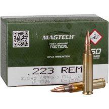 Magtech .223 Rem 55gr FMJ