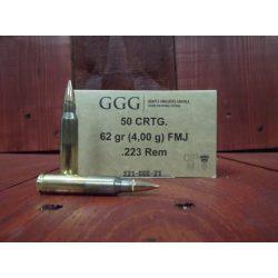 GGG .223 Rem 62gr FMJ