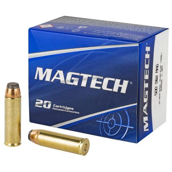 Magtech .500 S&W Magnum 400gr SJSP flat