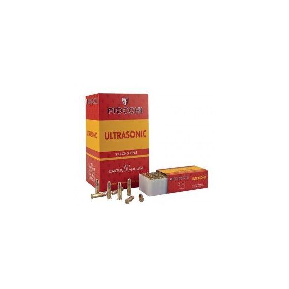 Fiocchi .22 LR Ultrasonic 40gr LRN