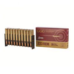 GGG .223 Rem 69gr HPBT Sierra MatchKing