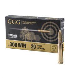 GGG -308 Win. 165gr  Tarvas solid cooper