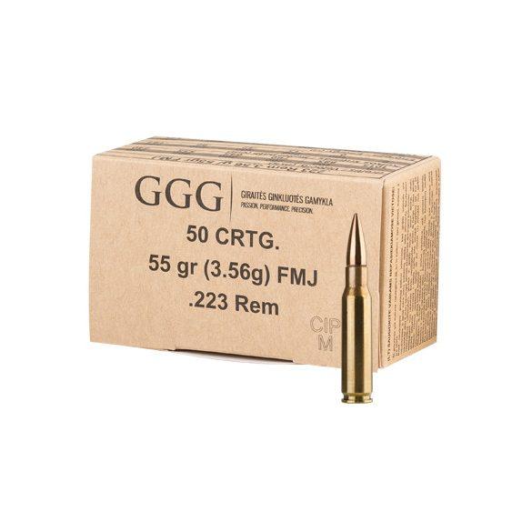 GGG .223 Rem 55gr FMJ