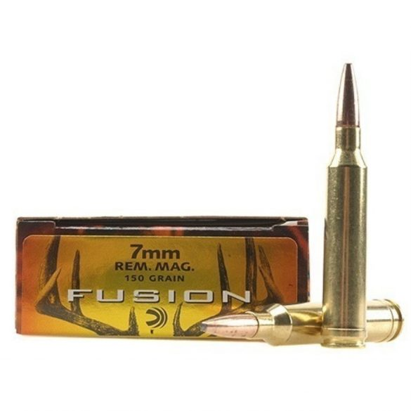 Federal 7mm RM Fusion 150 gr SP