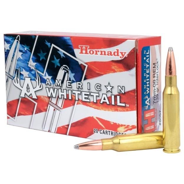 Hornady 7mm-08 Remington 139gr SP - Reintex fegyver és lőszer bolt c67436bbad