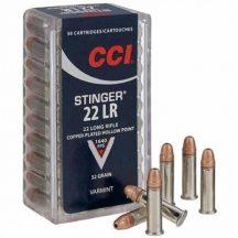 CCI Stinger .22LR 32gr HP