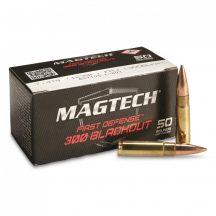 Magtech .300 AAC Blackout 123gr FMJ