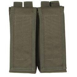 Mil-Tec AK47 double magazine pouch - green