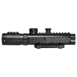 Barska Electro sights 1-3x30 IR red cross