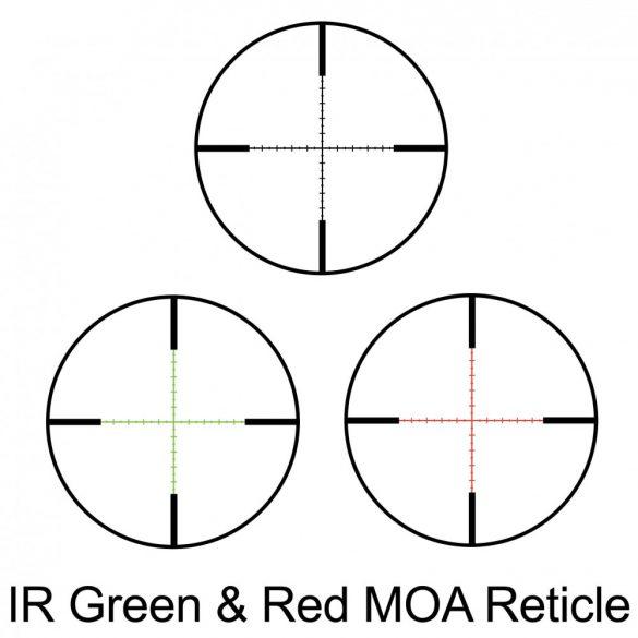 Barska Level 1.5-6x44 IR rifle scope