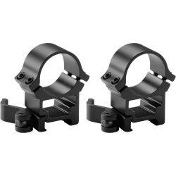 Barska 30mm picatinny gyűrű magas QR