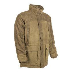 M-Tramp mikrokord kabát - zöld