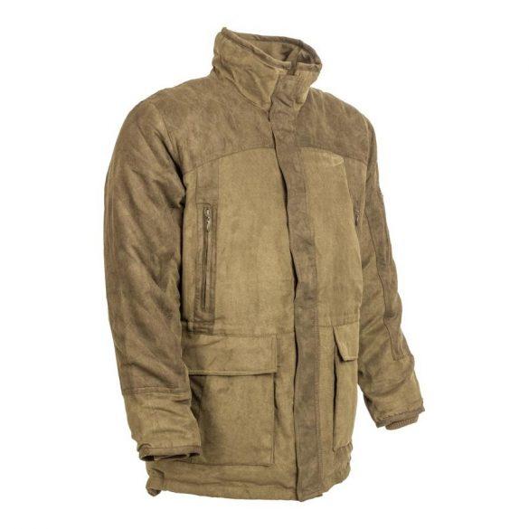 M-Tramp mikrokord kabát - zöld 3XL