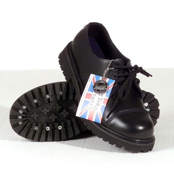 Red Rooster cipő - fekete