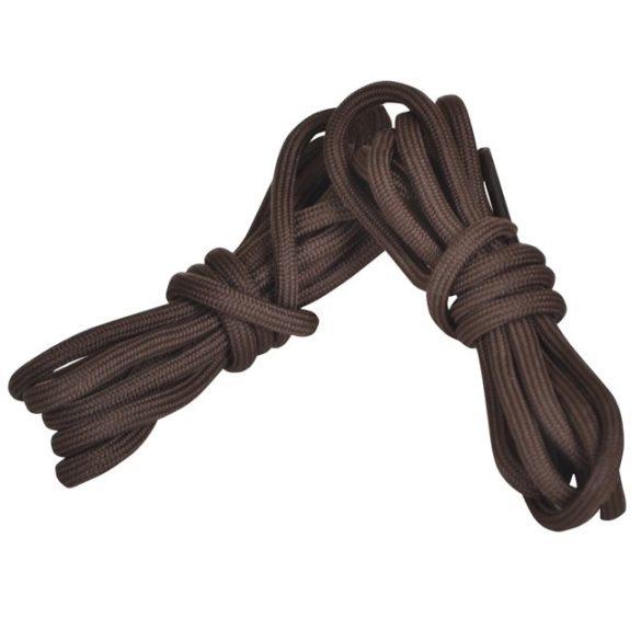 M-Tramp barna cipőfűző - barna 120cm