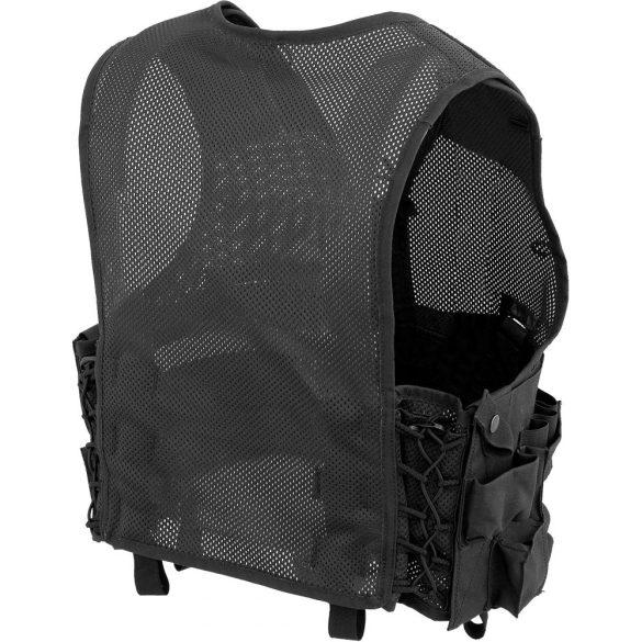 NFM Freke tactical vest - black