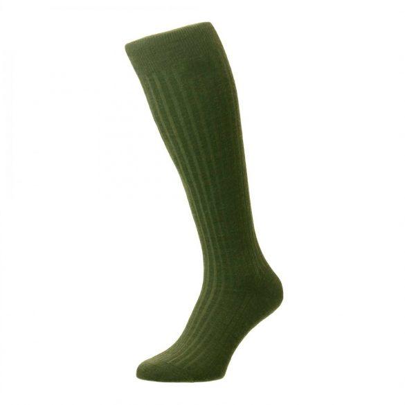 M-Tramp térdzokni - zöld
