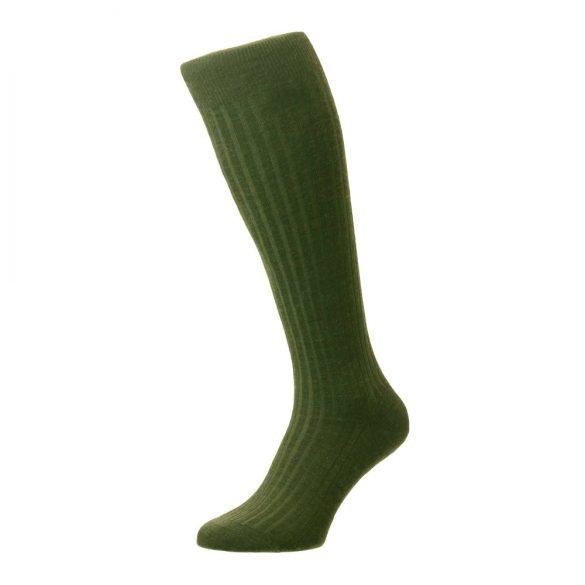M-Tramp térdzokni - zöld 44-46