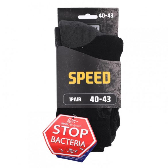 Magnum Speed zokni - fekete/szürke 40-43
