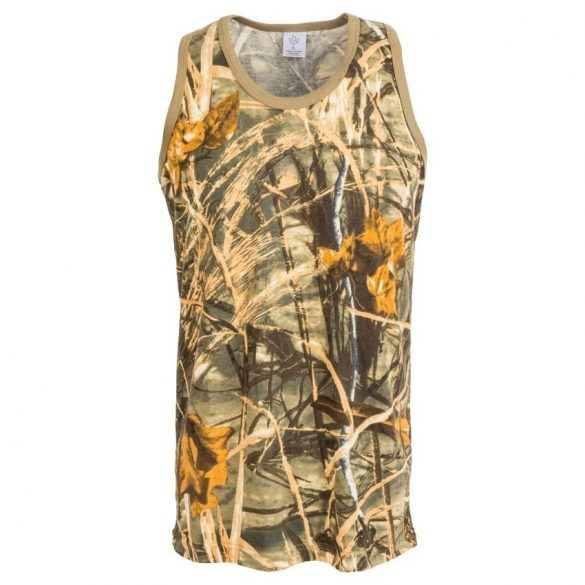 M-Tramp Herne Tank Top - yellow-hardwood