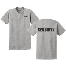 M-Tramp Security póló - szürke