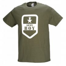 M-Tramp Army boy póló