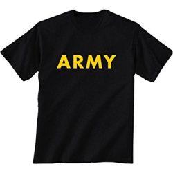 M-Tramp Army póló - fekete/sárga