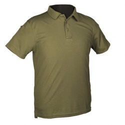 Mil-Tec taktikai piké póló - zöld