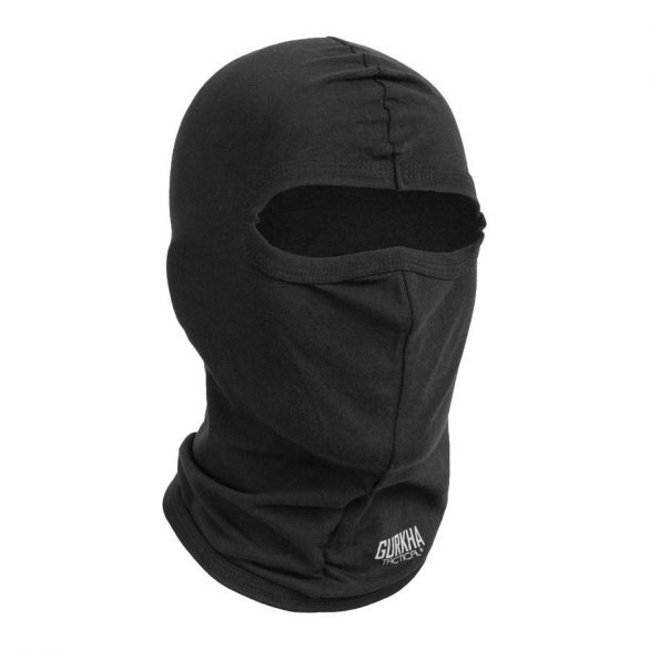 Gurkha Tactical 1-Hole Facemask - black