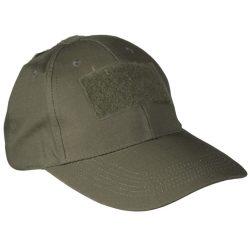 Mil-Tec tactical baseball cap - green