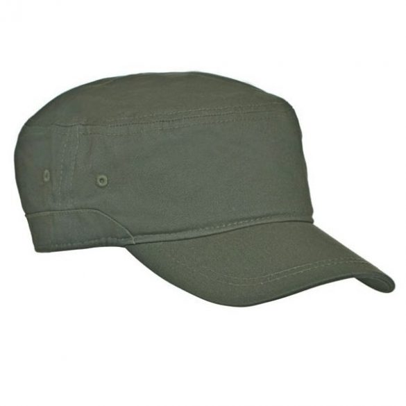 M-Tramp field cap - green