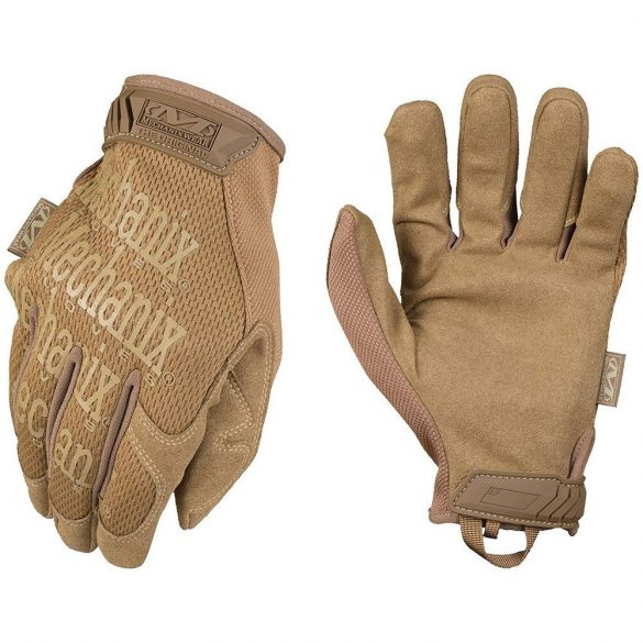 Mechanix Original kesztyű - coyote 2XL