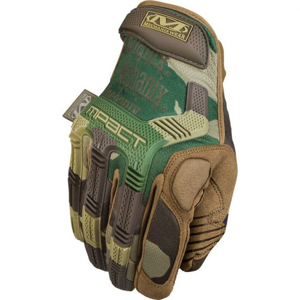 Mechanix M-Pact kesztyű - woodland 2XL