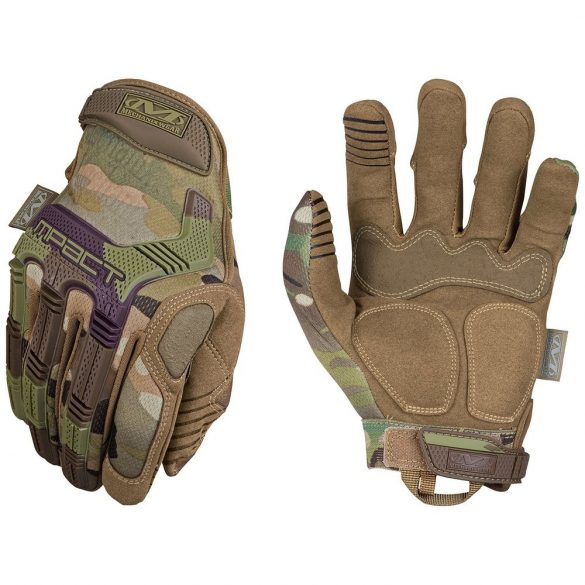Mechanix M-Pact kesztyű - multicam 2XL