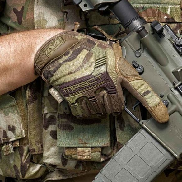 Mechanix M-Pact kesztyű - multicam XL