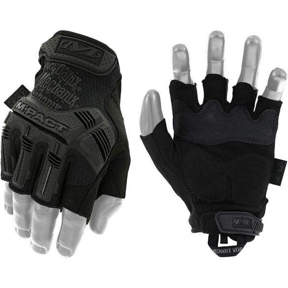 Mechanix M-Pact ujjatlan kesztyű - fekete XL