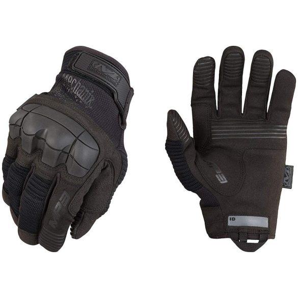 Mechanix M-Pact3 kesztyű - fekete