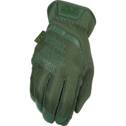 Mechanix FastFit gloves - green