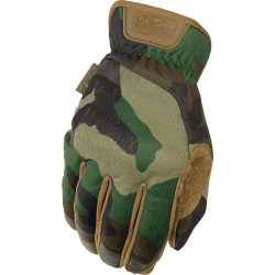 Mechanix FastFit gloves - woodland